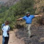 AUA's Acopian Center for the Environment Joins the Working Group from the US to Provide Assistance in the Elimination and Suppression of Wildfires