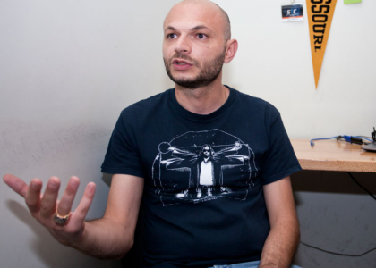 AUA Visiting Lecturer Habet Madoyan on the Frontline of Data Science Development in Armenia