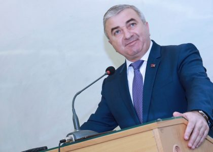 President of the National Assembly of the Republic of Artsakh at AUA