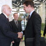 Ambassador of France to Armenia Visits AUA