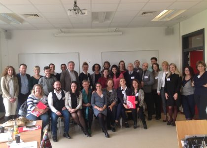 AUA Participates in Two-day Conference in Belgium Within Erasmus+ Inclusion Project