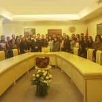 AUA Students Visit Investigative Committee of Armenia