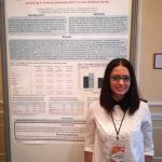 Shahane Mnatsakanyan (MPH '17) Presents Her Master's Project in Belgium