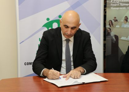AUA Extension Wins Call for Trainings Announced by Armenian Lawyers' Association