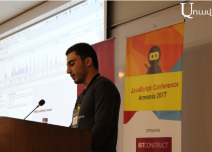 AUA Hosts JavaScript Conference Armenia 2017