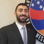 AUA Alumnus Serob Abrahamian (PSIA '17) Appointed Government Relations Coordinator at ANCA-WR