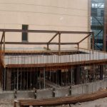 Construction on USAID/ASHA-Funded Student Union, Faculty Center and Open Amphitheater in Progress