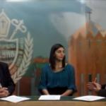 Western Prelacy TV Talks With AUA President Dr. Armen Der Kiureghian and CSE Student Gasia Atashian