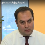 AUA Alumnus (MBA '11) Arevshat Meliqsetyan Shares His Experience at AUA, Cambridge and in Life With Armenian Public TV