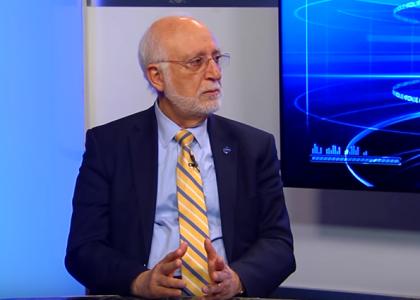 AUA President Dr. Armen Der Kiureghian Discusses Past and Present of AUA with Asbarez on Horizon Armenian TV