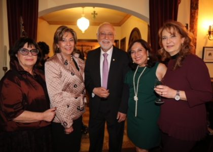 AUA's Launch of Yes! Armenian Women Can! Scholarship Campaign Helps Raise Over $75,000