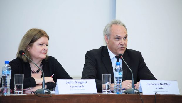 AUA Hosts Brexit Discussion with British and German Ambassadors