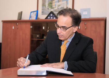 Ambassador of Brazil to Armenia Visits AUA
