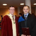 AUA's Dr. Vahram Ter-Matevosyan Receives Doctoral Degree, Delivers Talk on Armenian-Turkish Relations in Norway