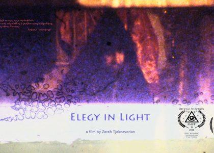 AUA Adjunct Lecturer Zareh Tjeknavorian's Short Film Nominated at First Hermetic International Film Festival
