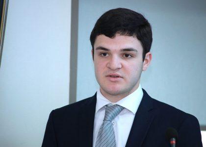 TCPA Scholar Hagop Toghramadjian Delivers Talk on the Syrian-Armenian Experience