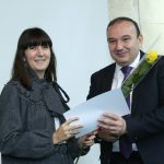 """E&C Student Iren Stepanyan Awarded in the """"Best Student"""" Nationwide Competition"""