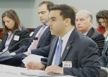 ANCA Cites ASHA's Support of AUA in US Congress
