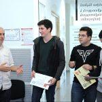AUA CSE Students Receive Math Olympiad Certificates