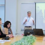 Cooperation of Eurasia Partnership Foundation with AUA Extension