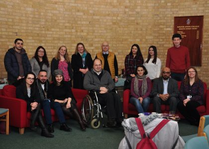 AUA Participates in the Training at University of Roehampton, London within Erasmus+ Inclusion Project