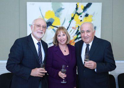 100 Pillars of AUA: The Story of Kris and Pamela Mirzayan