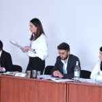 Armenia's Mock Arbitration Competition 2018 Held at AUA