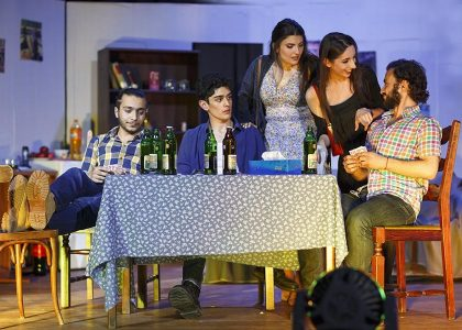 """A Streetcar Named Desire"" Staged by AUA Drama and Writers on the Storm Clubs"