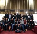 """Bottom to Top: Director Karotik Galstyan, Cast, and Crew ‒ """"Sometimes… there's God… so quickly!"""""""