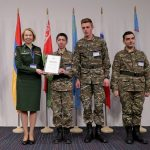 AUA Students Win Silver at 4th International Foreign Language Olympiad among CIS Cadets