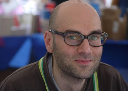 AUA's Viken Berberian Published in NY Times and NY Review of Books
