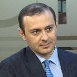 AUA Alumnus Armen Grigoryan (PSIA '11) Appointed Secretary of Armenia's National Security Council