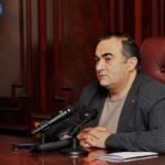 AUA Alumnus Tevan Poghosyan (PSIA '96) Appointed Adviser to RA President