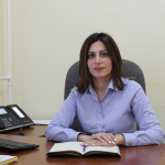 AUA Alumna Anahit Avanesyan (LL.M. '04) Appointed Deputy Minister of Healthcare