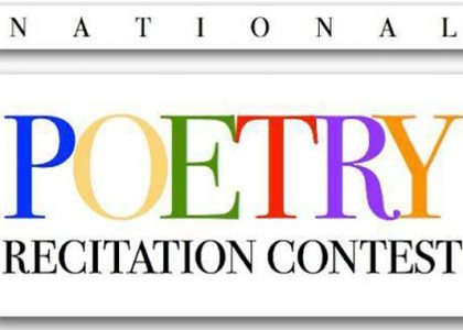 National Poetry Recitation Finals to Be Held at AUA