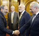 Prime Minister meets with AUA Representatives