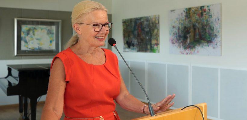 Dr. Karin Markides: AUA's 5th President