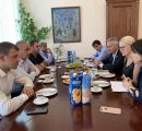 AUA Executive team visits regions and Artsakh (3)