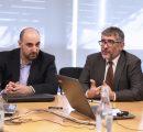 Varant Meguerditchian and Alen Amirkhanian