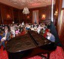 Armenian jazz pianist Vahagn Hayrapetyan
