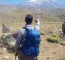 Shahan Jebejian heading toward Ararat