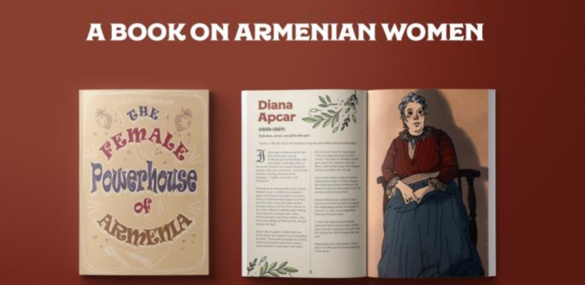 The Female Powerhouse of Armenia