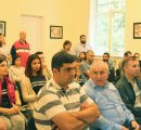 AUA Ecotourism Conference in Dilijan