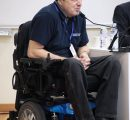 Armen Alaverdyan at Erasmus+ INCLUSION Final Conference