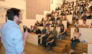 Benivo Founder and CEO Nitzan Yudan Visits EPIC