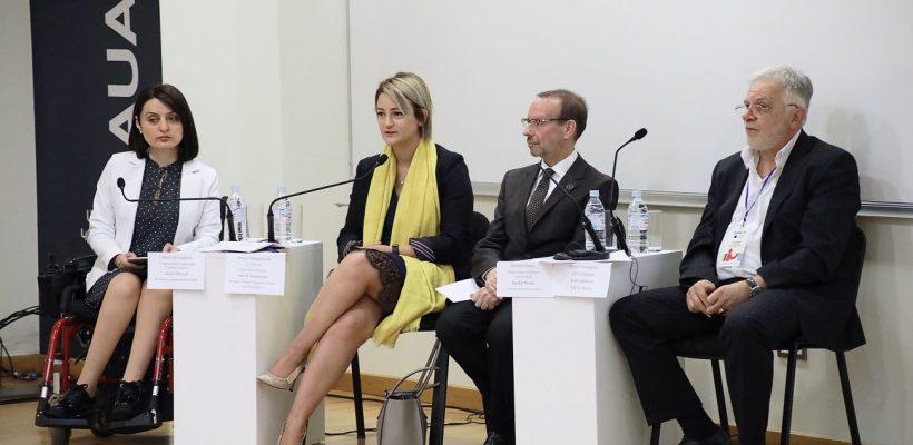 Erasmus+ INCLUSION Final Conference at AUA