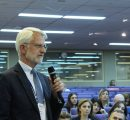 Klaus Gressenbauer at IIA-Armenia Fourth International Conference
