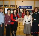 Library staff, 2009