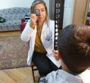 Meghrigian Institute conducts eye screenings