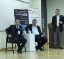 Vardan Aramyan, Vache Gabrielyan, Ara Chalabyan at IIA-Armenia Fourth International Conference